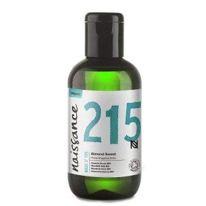 Aceite de almendras con vitaminas para el pelo