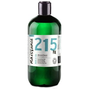 Aceite de almendras ecológico para el pelo