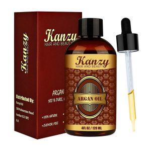Aceite de argán esencial para el pelo
