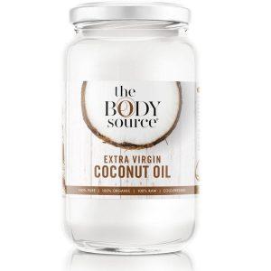 Aceite de coco pelo natural