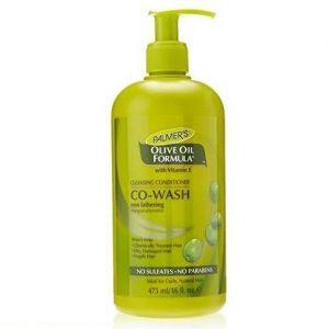 Aceite de oliva para el pelo acondicionador