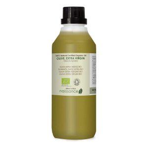 Aceite de oliva para el pelo con certificado ecológico