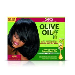 Aceite de oliva para el pelo orgánico