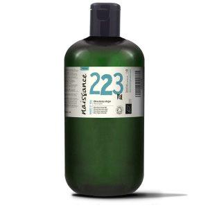 Aceite de oliva para el pelo vegetal