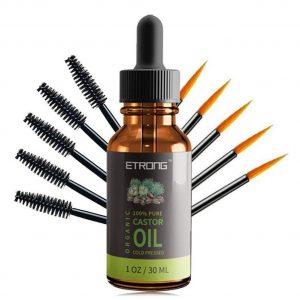 Aceite de ricino para el cabello puro