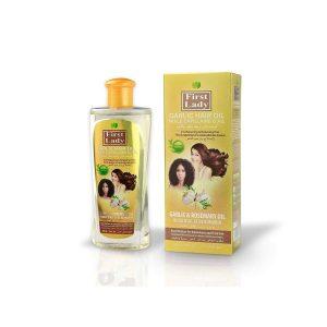 Aceite de romero para el pelo con hierbas