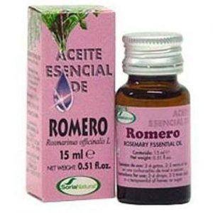 Aceite de romero para el pelo natural