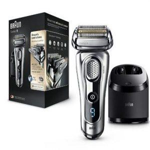 Afeitadora eléctrica Braun Serie 9
