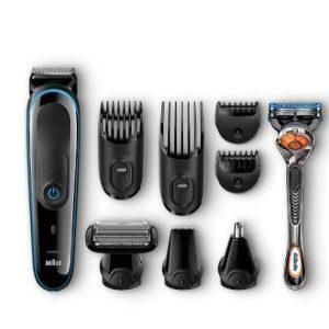 Afeitadora eléctrica multifunción Braun