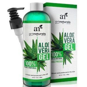 Aloe vera para el pelo Artnaturals