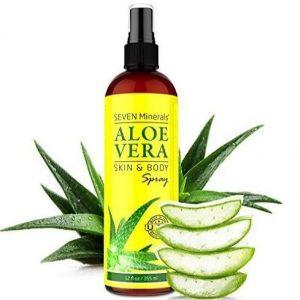 Aloe vera para el pelo Seven Minerals