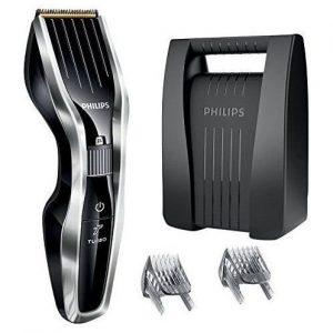 Cortapelos Philips con cuchillas de titanio y maletín