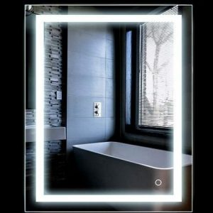 Espejo de baño con luz LED
