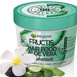 Mascarilla de aloe vera para el pelo Garnier Fructis