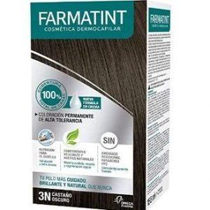 Tinte de pelo para morenas Farmatint
