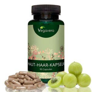 Vitamina para el cabello y la piel