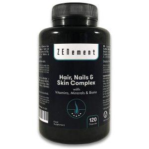 Vitaminas para combatir la caída del pelo