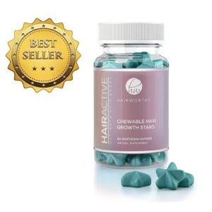 Vitaminas para el pelo masticables